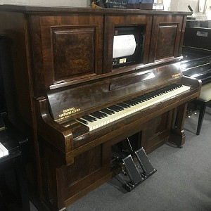 Schwechten Player Piano (Pianola)